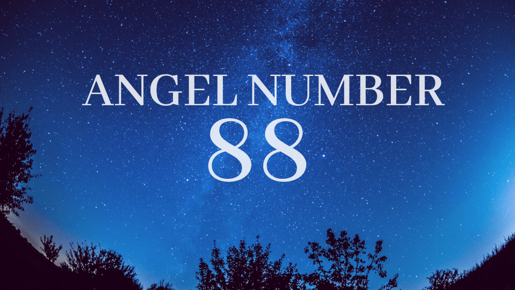 number 88 in numerology